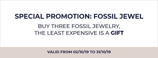 Promo gioielli Fossil