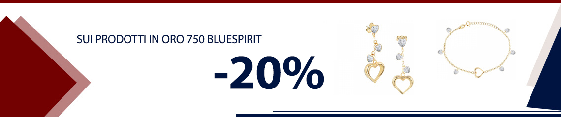 ORO 750 Bluespirit -20%