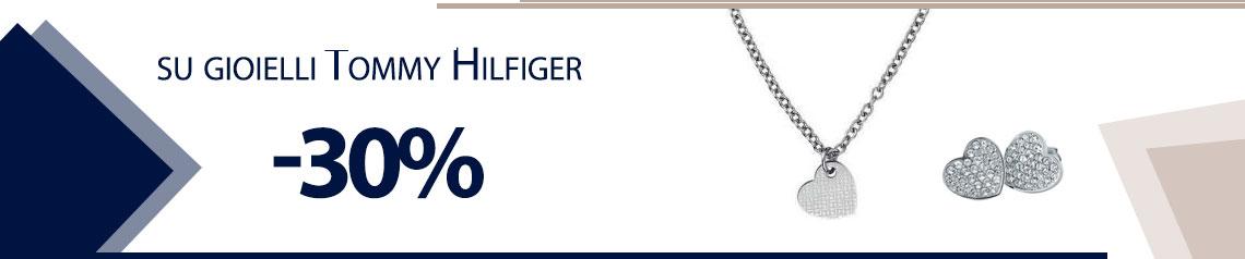 Promozione Gioielli Tommy Hilfiger -30%